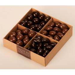 Boîte à 4 compartiments 240 g